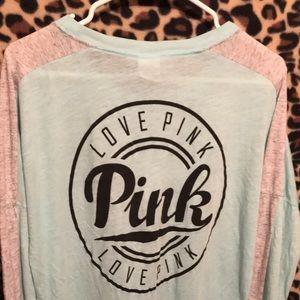 PINK L/S Tee